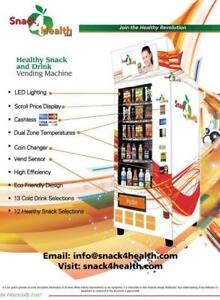Vending Business Opportunity / Vending / Be Your Own Boss - Work Less - Earn More! / Vending Machines / Vending Business