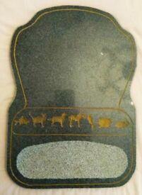 Faunagarden Eternity Granite Pet Grave Headstone. New