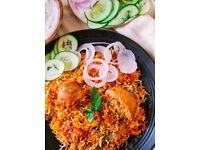 Biryani Authentic Rice Dish Expert Caterer
