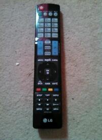 Original lg TV remote