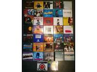 37 CD singles. Job lot