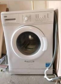 Beko washer 6kg
