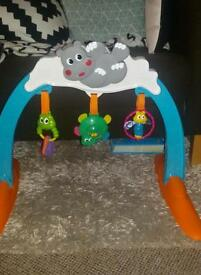 REDUCED......Baby musical play gym