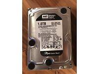 SATA 1TB WD Hard drive