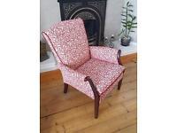 Restored Parker Knoll Armchair