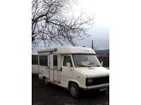 Fiat Deftieffs 3 berth camper