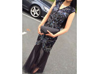 PROM/EVENING DRESS FOR SALE - SIZE MEDIUM