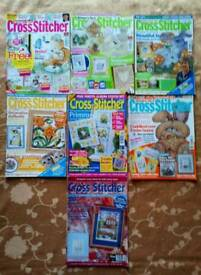 Cross stich magazines