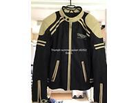 Genuine triumph jacket L