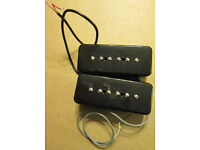 P90 Pickups From An Aria Guiar