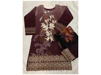 New winter collection, Asian,ladies readymade 3pc suits