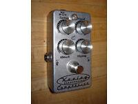 Keeley 4-Knob Compressor - Boutique Pedal / Handbuilt in USA 2013 - Excellent Condition