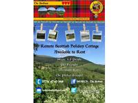 Scottish Holiday Cottage for Rent