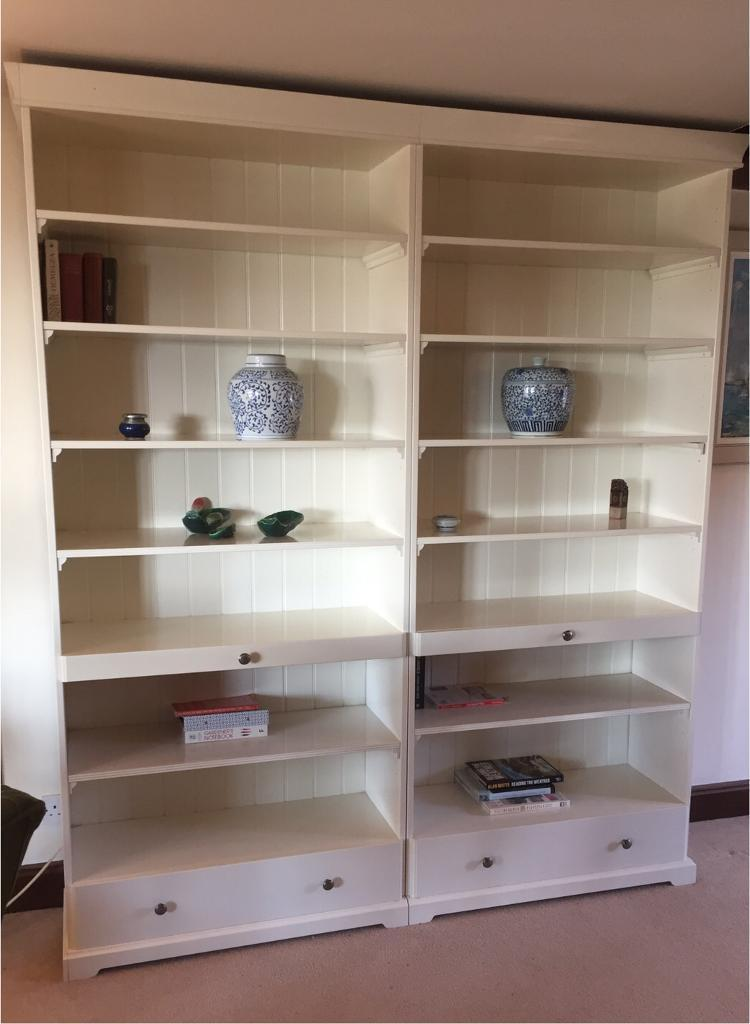ikea liatorp bookcase in petworth west sussex gumtree. Black Bedroom Furniture Sets. Home Design Ideas