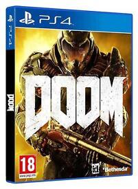 Doom on PS4