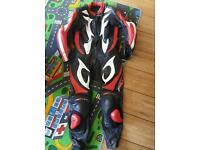 Riossi Full Armour Motorcycle Leathers