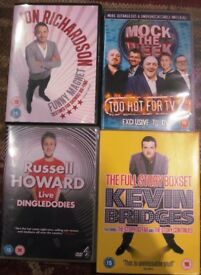 5 stand up comedy dvds