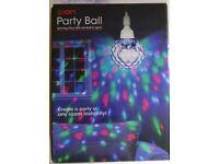 Party Ball Disco Light - DJ Light Mirror Ball