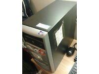 COMPAQ PRESARIO 6000 1.5GB RAM 100GB HDD WINDOWS 7 PROFESSIONAL SP1 FOR UNDER £100