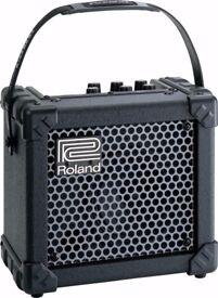 Roland Micro Cube Street Amp Amplifier Guitar