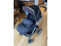 SILVER CROSS PIONEER PRAM / TRAVEL BUNDLE