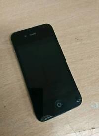 Apple iPhone 4 ‑ 16 GB ‑ Black ‑ Unlocked