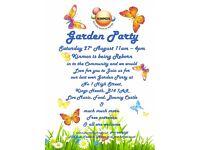 Kinmos Garden Party