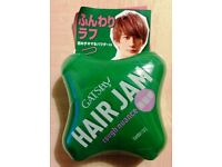 GATSBY Rough Nuance Hair Jam Hair Styling Wax 120ml JAPAN