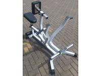 Back Exercise Weights Machine