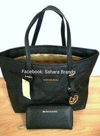 Ladies Michael Kors Handbag Purse £35 Speedy Lv Bag Neverfull Louis Vuitton Or £55 with Purse