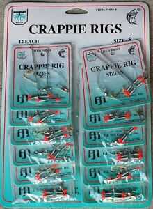 Crappie rig sporting goods ebay for Crappie fishing rigs