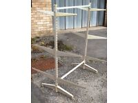 Free Standing Gondola shop shelving / Stands / Displays 70 feet