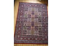 Ikea rug excellent condition