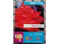 2 x Spanish Language CD