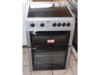 6 MONTHS WARRANTY Beko AA energy rated, fan assisted electric cooker FREE DELIVERY