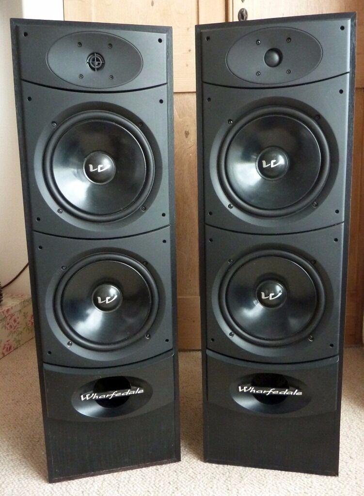 Wharfedale Valdus 400 Floor Standing Speakers In