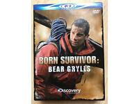 Bear Grylls 'Born Survivor' Box Set of 3