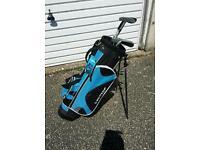 Kid's Dunlop golf stand bag