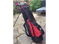 Dunlop Sport Tour TP12 Golf Club Set Including Driver, 9 Clubs + Carry Bag