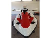 JET SKI Mould make your own electric boats