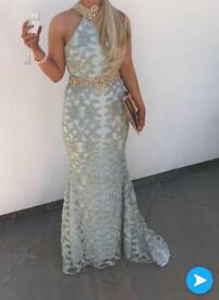 Mark Melia prom dress