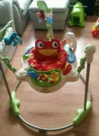 Fisher price rainforest jamperoo