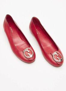 GUCCI - Chaussures,  souliers, ballerines en cuir