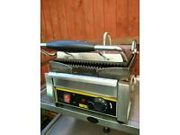 Commercial Buffalo contact Grill, Panini grill
