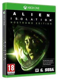 Alien: Isolation - Nostromo Edition (Xbox One) - New