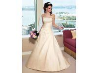 Designer wedding dress Maggie sottero