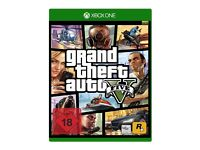 WANTED: GTA 5 Grand Theft Auto V for Xbox One