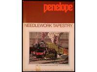 Penelope 'B681: Flying Scotsman' Needlework Tapestry (new)