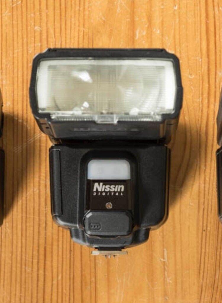Nissin i60a flash (for Fujifilm)