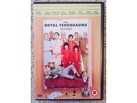 DVD - The royal tenenbaums